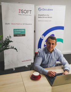 NRF 2021 CHAPTER ONE. Łukasz Grzywa, Product Manager w3Soft
